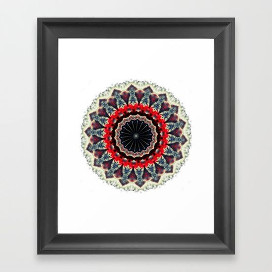 LivingDots Framed Art Print