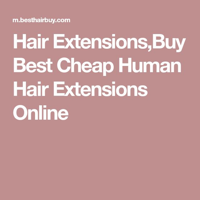 Hair Extensions,Buy Best Cheap Human Hair Extensions Online