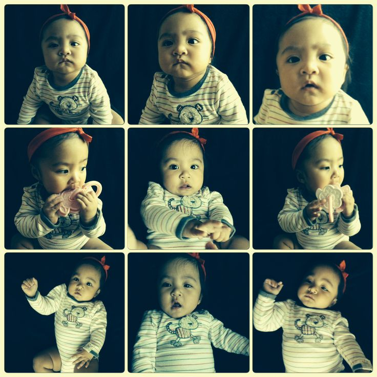 Gorgeous @7 months