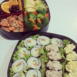 Our lunch for a picnin @kikuboutique (Kiku Boutique) 's Instagram photos