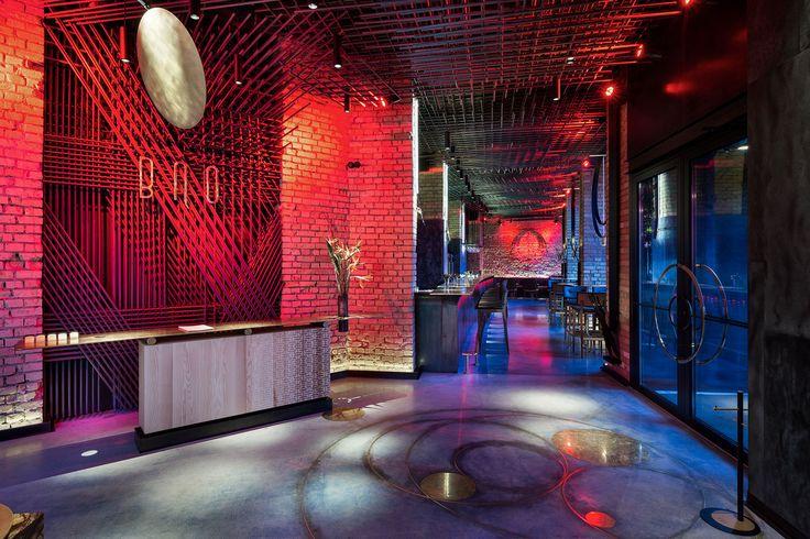 BAO Modern Chinese by YOD design studio