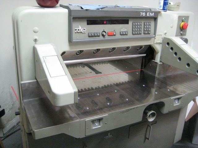 Good Machine a Used Polar Cutting Machines exporter in Europe, renders great products and remarkable customer service to its customers.