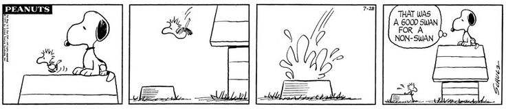 This strip is from July 28, 1970.