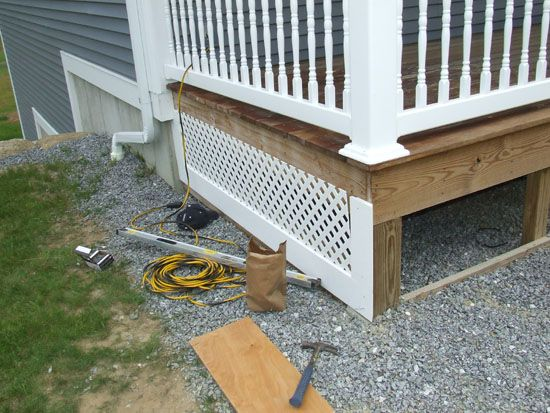 17 Best Ideas About Manufactured Home Porch On Pinterest | Trailer