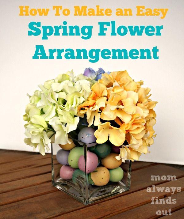 Easter Arrangement Ideas: Best 25+ Easter Flower Arrangements Ideas That You Will