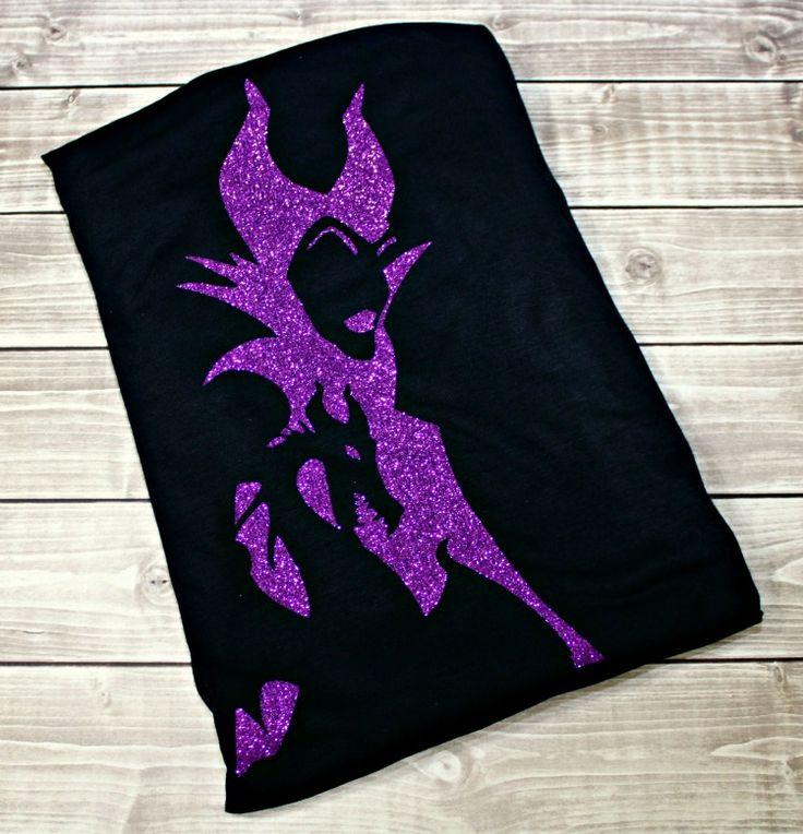 Maleficent Dragon Silhouette Shirt