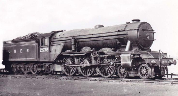 LNER A3 2578 Bayardo ( BR 60079 )