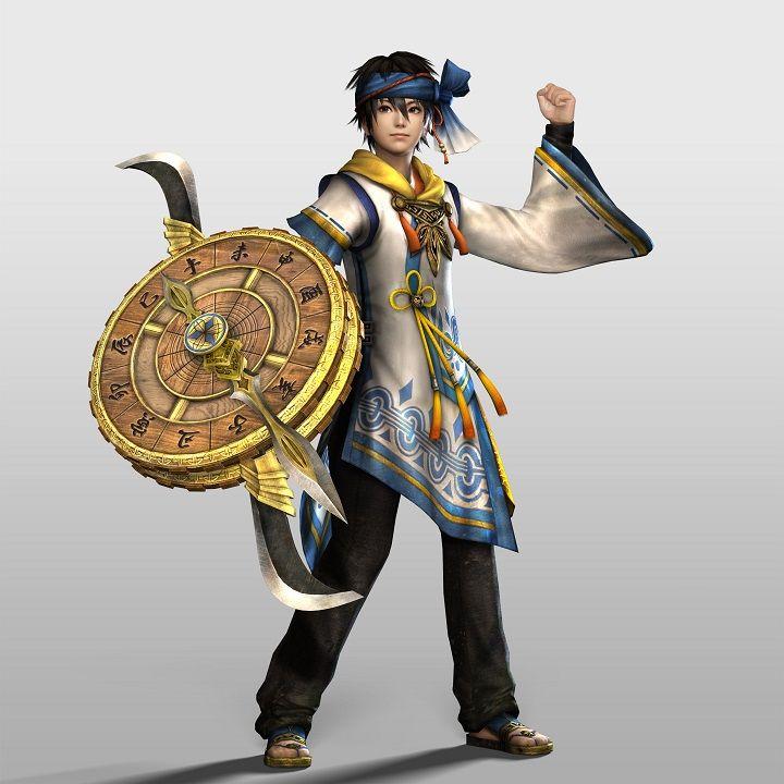 Hanbei Takenaka Samurai Warriors Meme | Samurai Warriors 4 New Characters…