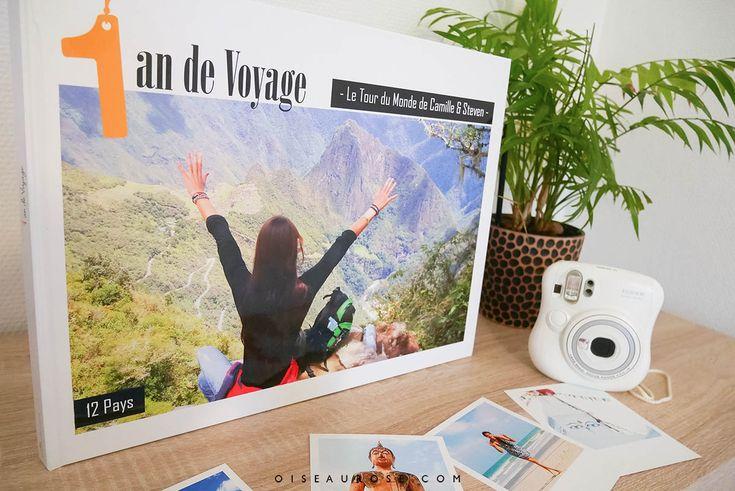 Pour créer un livre photo personnalisé avec ses photos de voyage, rien de plus simple ! Je vous dit comment procéder pou créer un superbe livre photo.