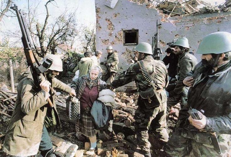 Bosnian war 1990s
