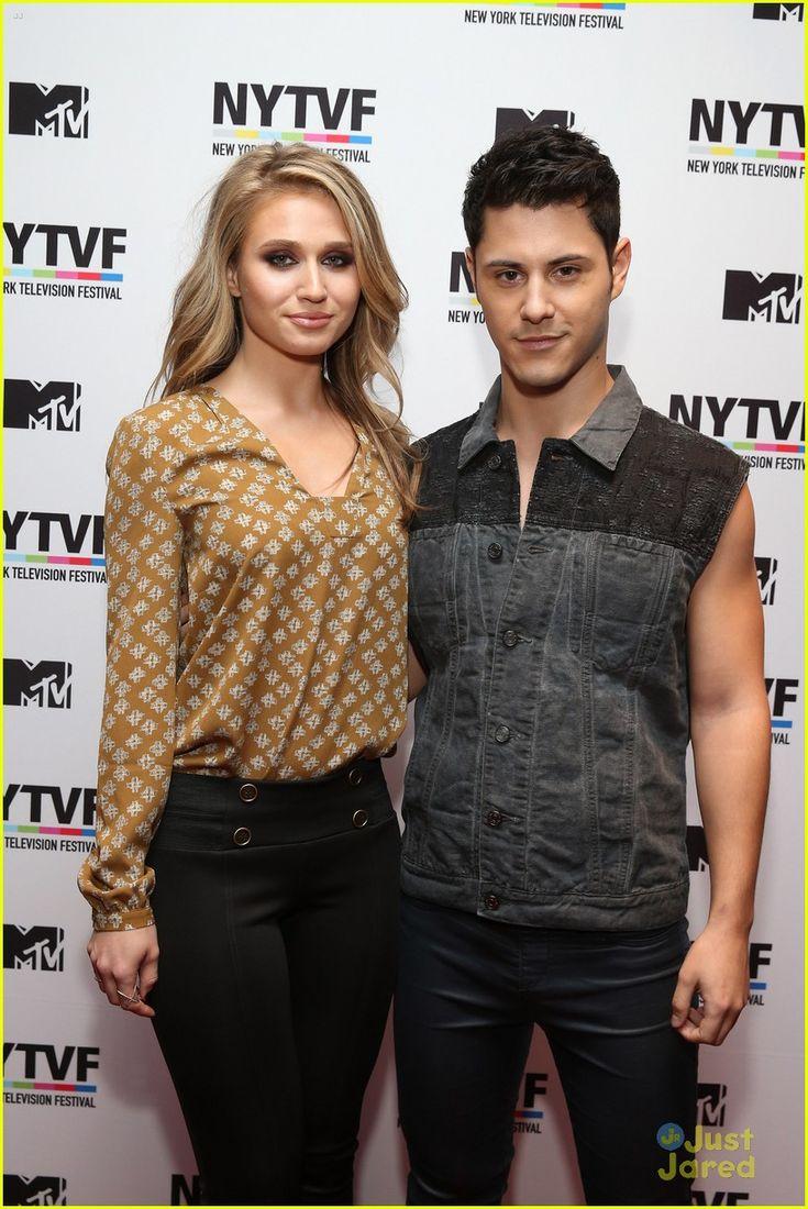 Rita Volk and Michael Willett at the New York Television Festival