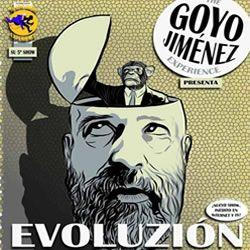 Monólogo / Comedia: Goyo Jiménez: Evoluzión en Auditorio Municipal, Ourense