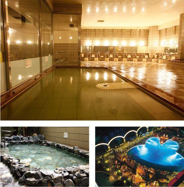 Onsen, or hot springs bath Naha, Okinawa – #bath #…