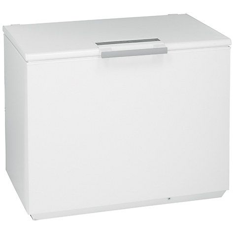 Buy John Lewis JLCH300 Chest Freezer, A+ Energy Rating, 106cm Wide, White Online at johnlewis.com