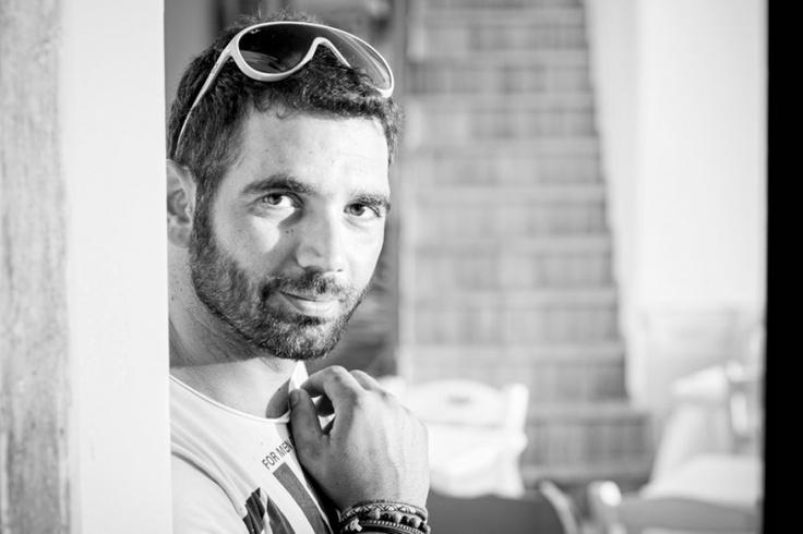 Panos, the super apple martini maker