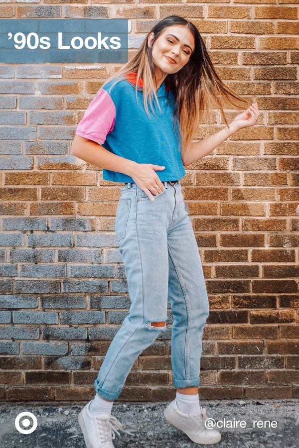 38cc322e946f Fall 2018 outfit ideas meet '90s fashion—shoes, bags and clothes you can  wear on repeat.