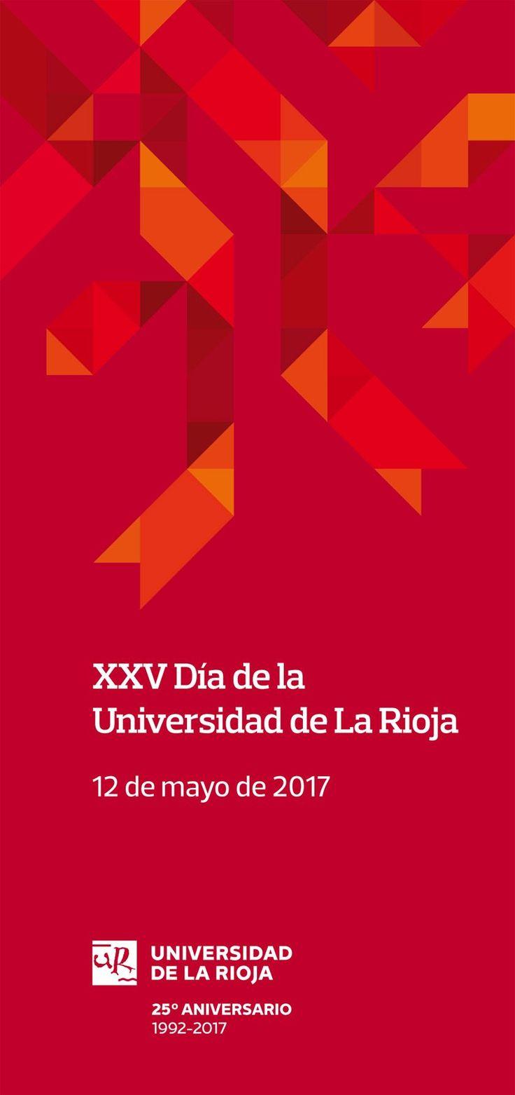 Día de la Universidad de La Rioja, en su 25º Aniversario