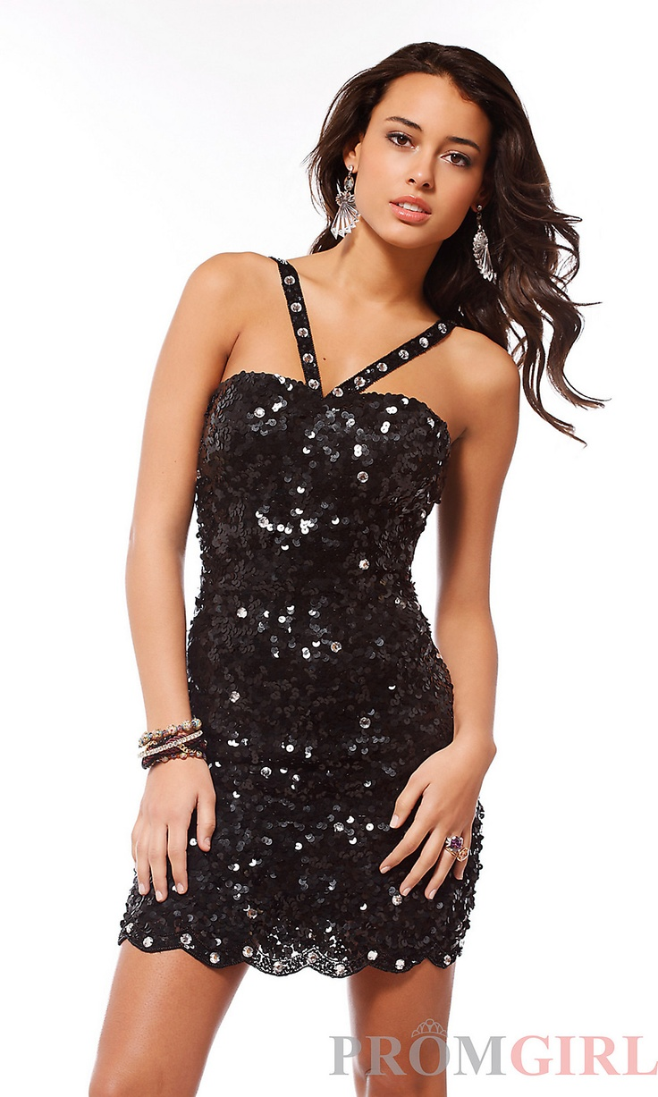 Scala Sequin Party Dress