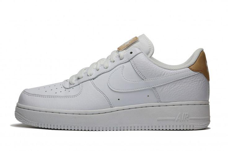Nike Air Force 1 '07 LV8 Low - White/Vachetta Tan