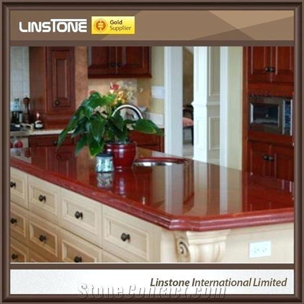 71 Red Kitchen Countertops Red Granite Countertops Granite Countertops Kitchen Kitchen Countertops