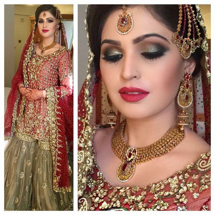 Iqra on her Baraat in Élan✨#pakistaniweddings #bride #bridal #couture #elan