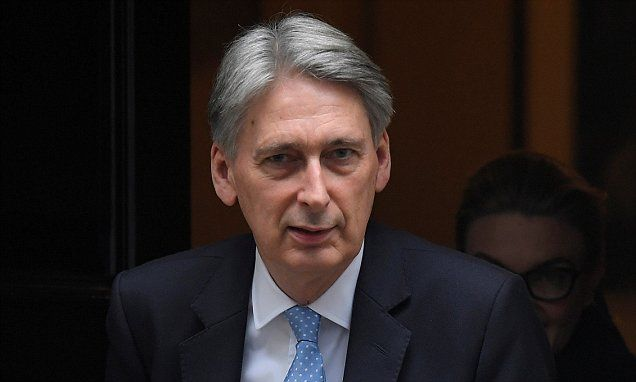 '300,000 new homes'Meaningless propaganda unless a whole lot are SOCIAL housing Philip Hammond to deliver 300,000 homes and nurses pay rise in Budget
