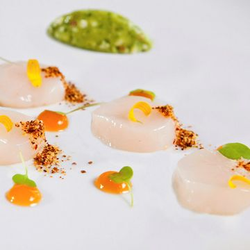 A Recipe by Robert Ortiz...  Head chef of LIMA London, Robert Ortiz gives us a beautifully healthy dish of scallops tiradito...  http://www.four-magazine.com/articles/836/a-recipe-by-robert-ortiz
