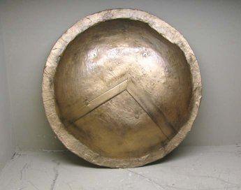 """How to Make a Spartan 300 Hoplite Shield"""