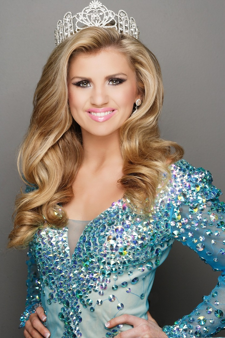 Madison Brock - Miss MS Teen USA 2013  Photo by Kristy Belcher  Hair and Makeup by Joel Green