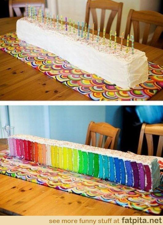 Super cool cake!