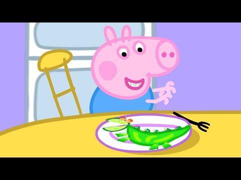 Peppa Pig English Full Episodes Compilation #30 - YouTube