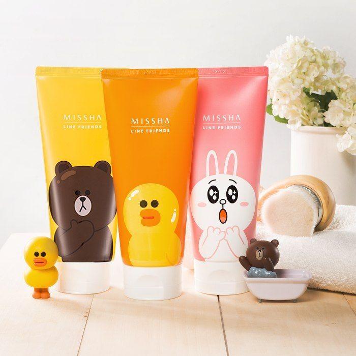 Blog Valeu a Compra - Novidades de cosméticos coreanos - Missha, Line, Banila