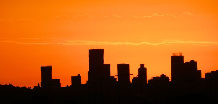 Sunset Johannesburg  Photography by Deborah Verwey  https://www.facebook.com/Deborah-Verwey-Photography-1476207782685276/?ref=aymt_homepage_panel