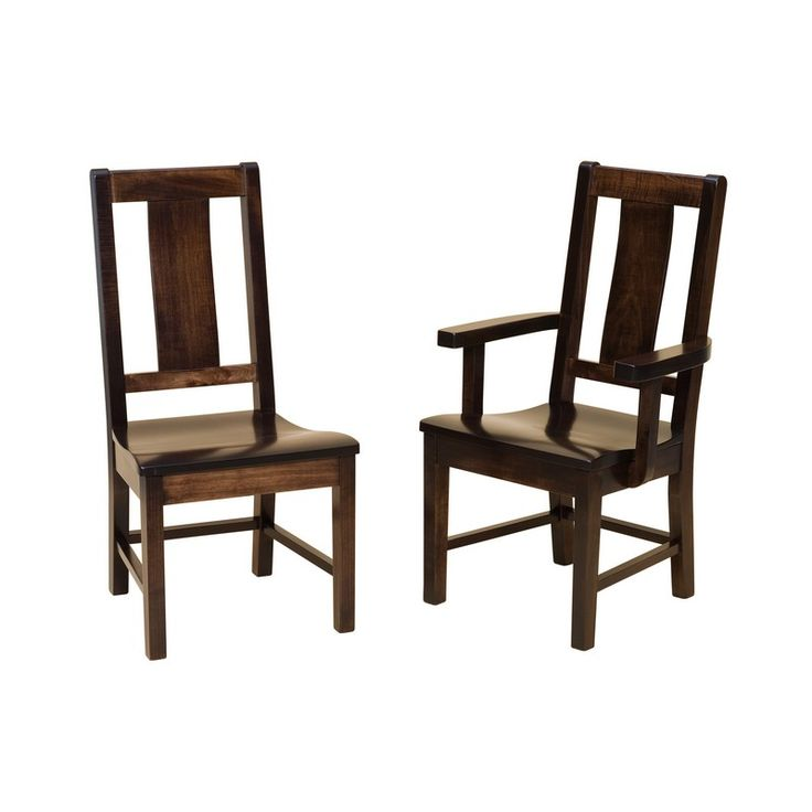 Benson Chair   Plain And Simple Amish Furniture