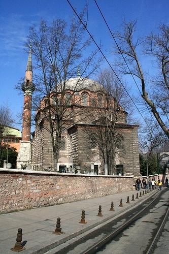Zeynep Sultan Mosque, Istanbul, Turkey