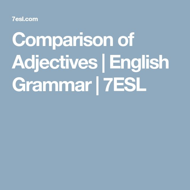 34 best very images on pinterest english writing a book and comparison of adjectives fandeluxe Images