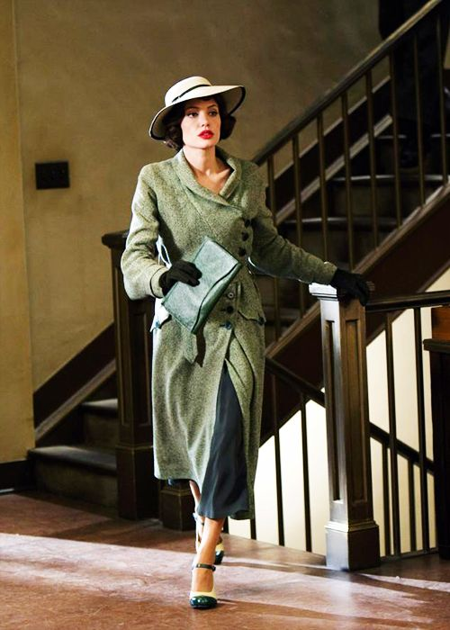 Christine Collins - Angelina Jolie in Changeling, set between 1928 and 1935 (2008).
