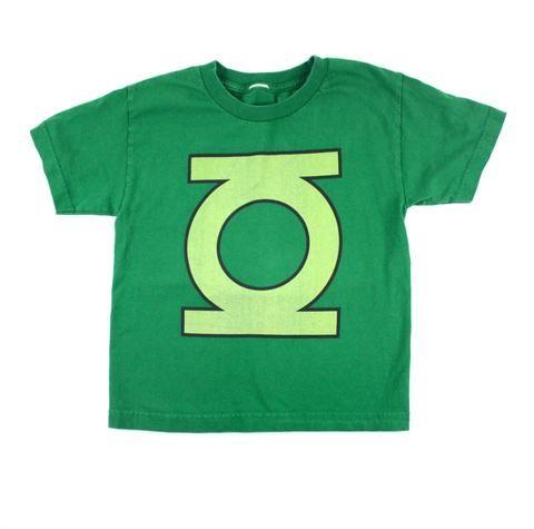 Green Lantern t-shirt, superhero t-shirt, green t-shirt