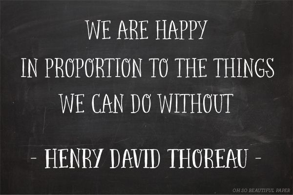 Hand Ddrawn #font and icons Local Market: http://ohsobeautifulpaper.com/2014/10/well-said-type-80/   Quote: Henry David Thoreau   Font: Cultivated Mind