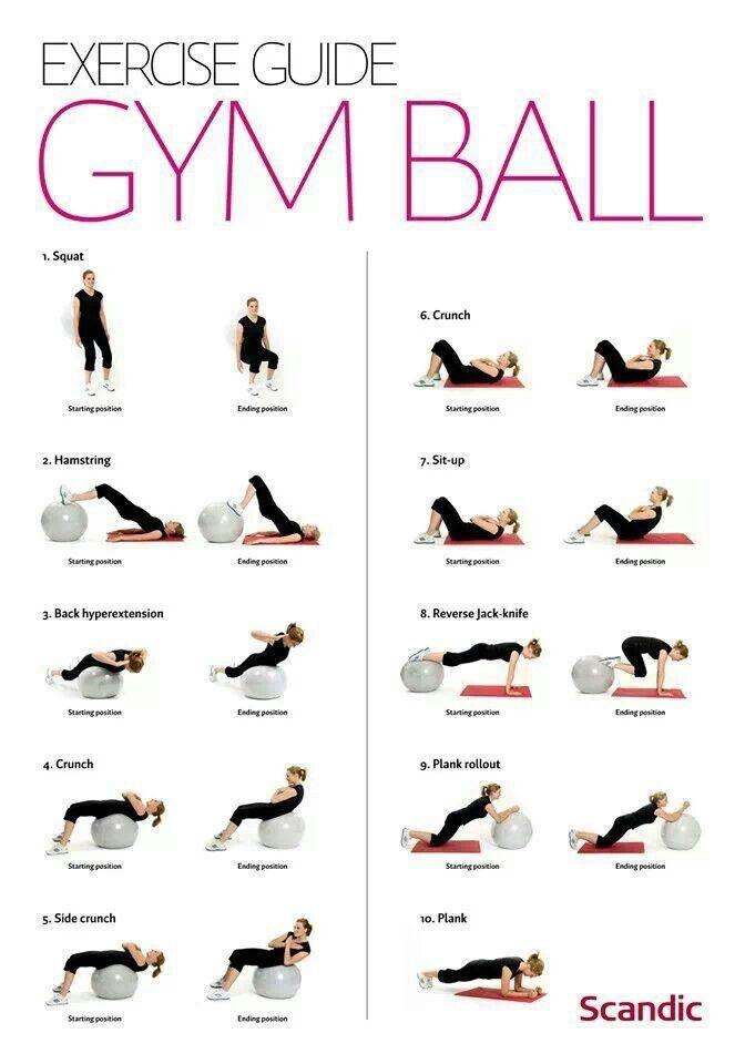 Bal oefeninge