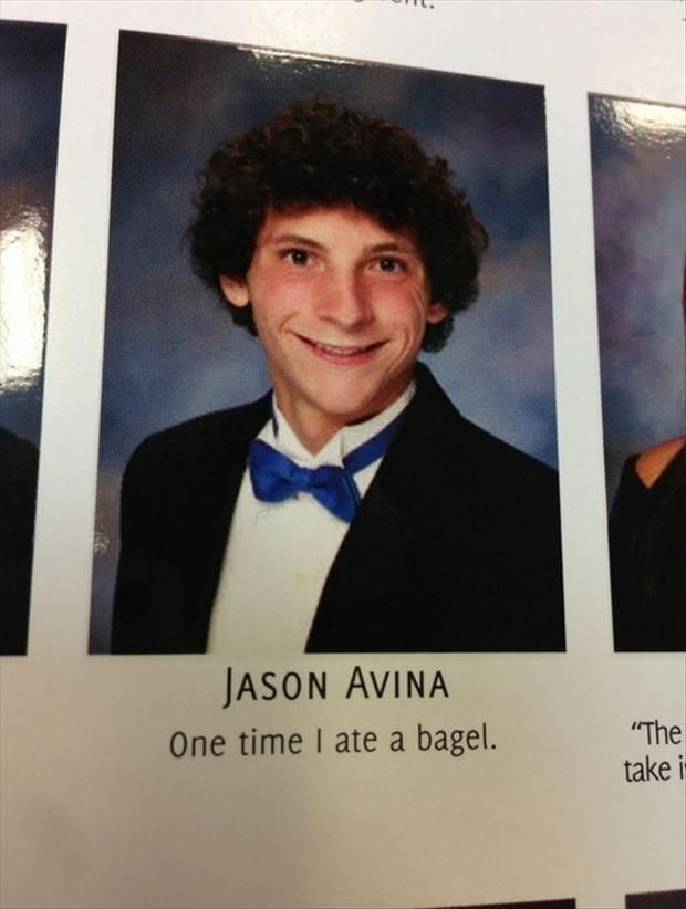 Dump A Day Funny Yearbook Quotes From Seniors - 25 Pics