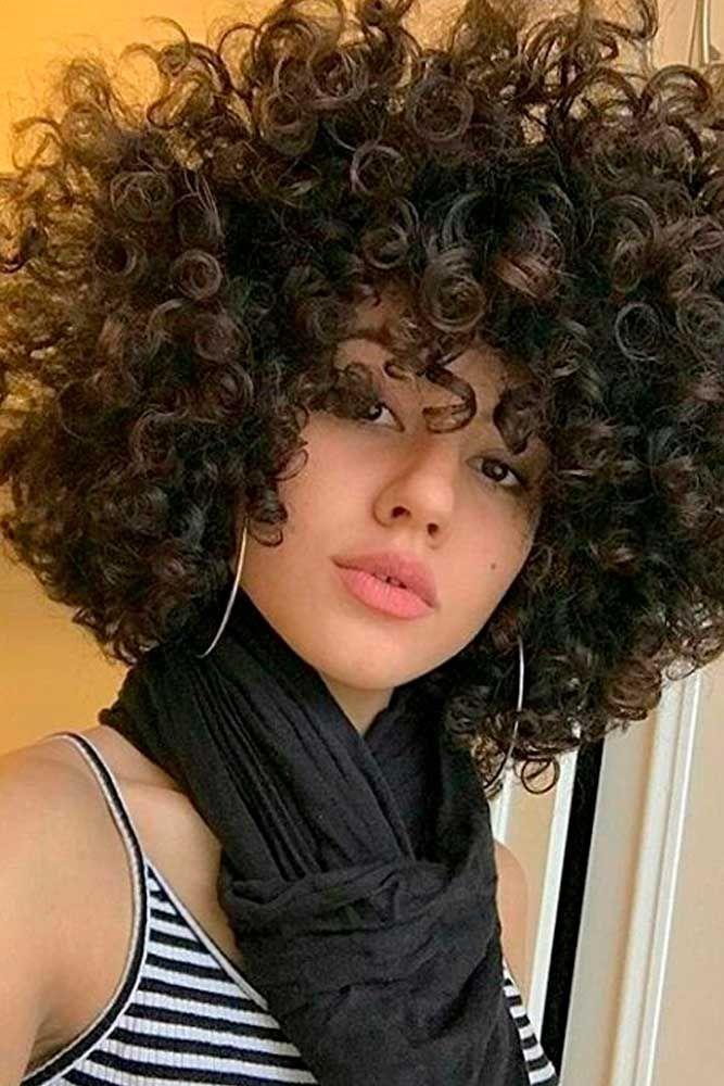 Harmless Hair Products For Curly Hair Lovehairstyles Com Hair Styles Curly Hair Styles Diy Hairstyles