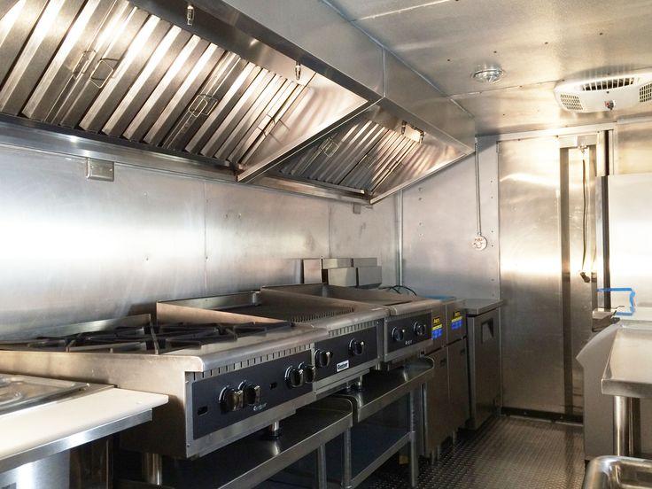 Food & Wheels Custom food trucks and trailers