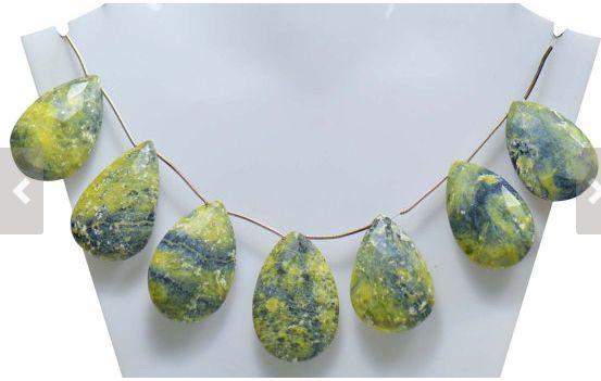 AAA QualIty Seraphinite Beads
