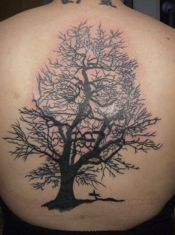 24 best images about arboles secos on pinterest trees for Death tree tattoo