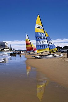 Chris du Plessis stumbles upon the unexpected in the famous tourist of Plettenberg Bay