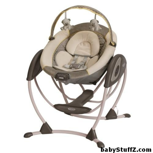 Baby Jumper - Graco Glider LX Gliding Swing Peyton - Best Baby Jumpers Bouncers and Swings #babyBouncer #babyBouncerSeat #babyBouncers #babyJumper #babyJumperoo #babyJumpers #babyRocker #babyRockers #babySwing #babySwings #BabySitterBalance #bestBabyJumper #bestBabySwing #bestBabySwings #bouncerForBaby