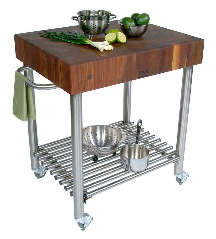25 best ideas about butcher block kitchen cart on - D amico cucina ...