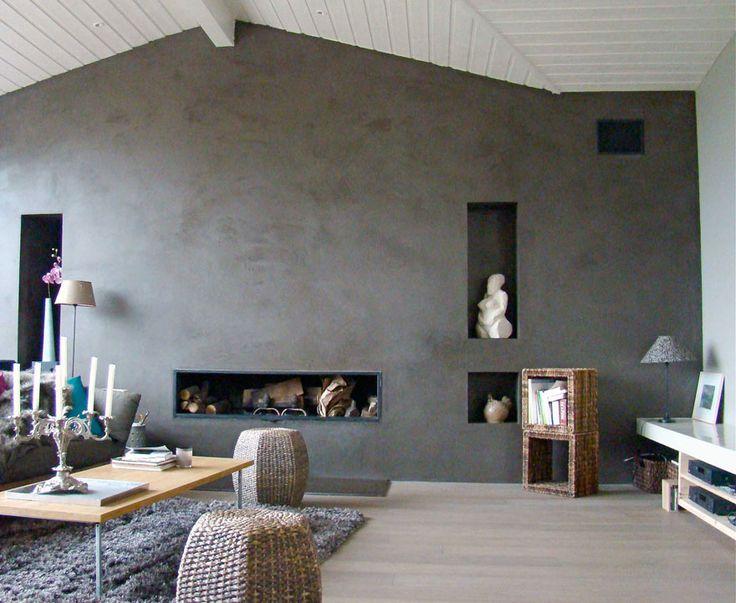 moderniser un intérieur en respectant la structure du lieu source http://www.betoncirelyon.com/