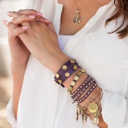 #wrap #bracelet #jewellery